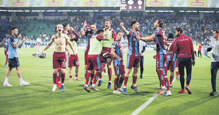Trabzon'un ayak sesleri