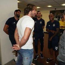 Lugano'dan Fenerbahçe'ye ziyaret