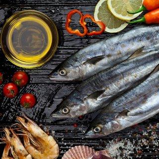 Balığın bilinmeyen faydaları bakın neler!