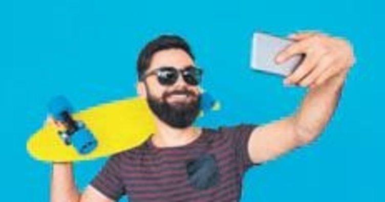 Selfie narsist yapıyor