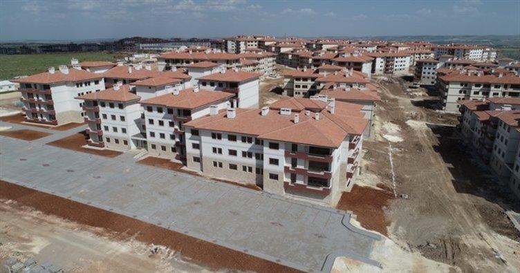 Türkiye'nin en büyük konut projesinde hayat başlıyor
