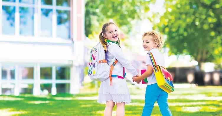 Çantanın ağırlığı çocuğun kılosunun yüzde 10'unu geçmemelı