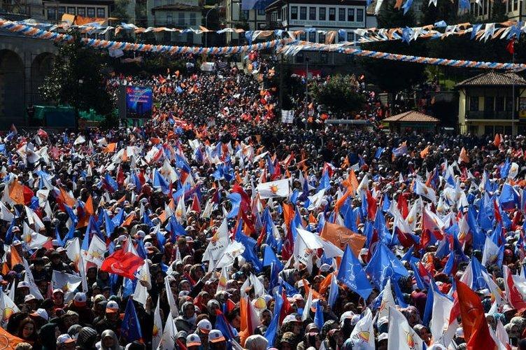 Başbakan'ı Rize'de duygulandıran karşılama