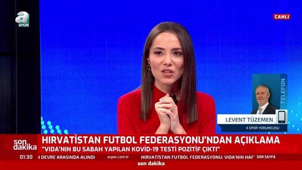Levent Tüzemen'den Türkiye - Hırvatistan yorumu!