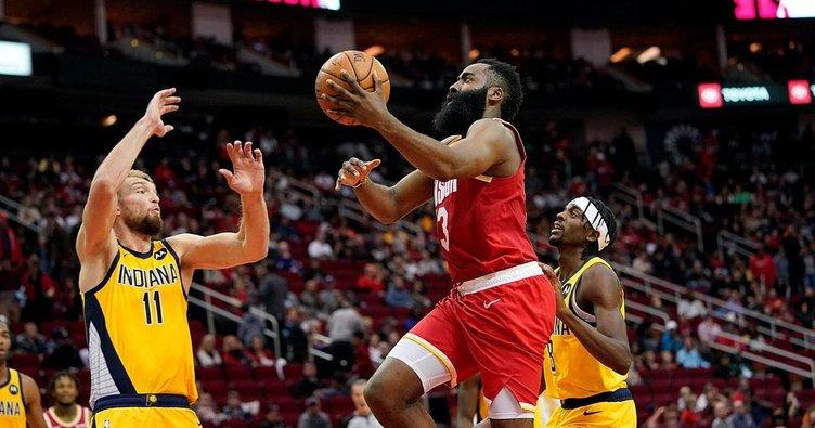 Houston Rockets seriyi 6'ya çıkardı