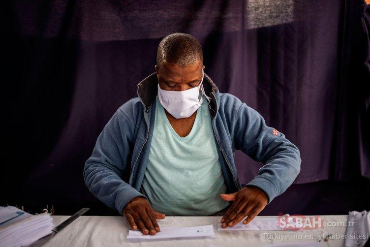 Afrika için korkutucu son dakika haberi! Corona virüs 3.3 milyon kişiyi...