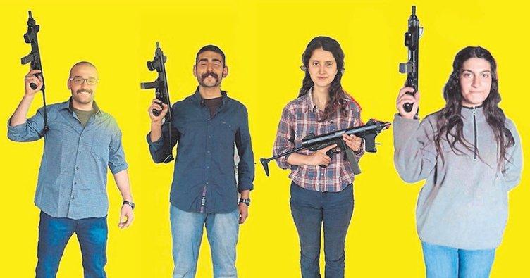 MLKP'li 4 terörist sınırdan geçemedi