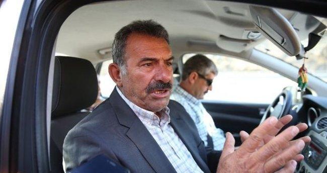 Mehmet Öcalan İmralı yolunda