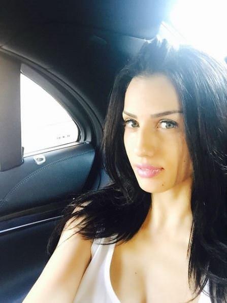 İşte Murat Yıldırım'ın Faslı sevgilisi Imane Elbani