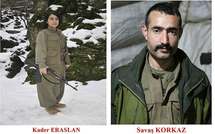 PKK'nın Haftanin hezimeti telsiz konuşmalarında!  Asker bu defa bizi bitirmeye kararlı