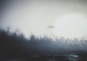 Dünyayı sarsan görüntü! Rusya'da Tunguska Olayı'nın yaşandığı yere uzaylılar geldi