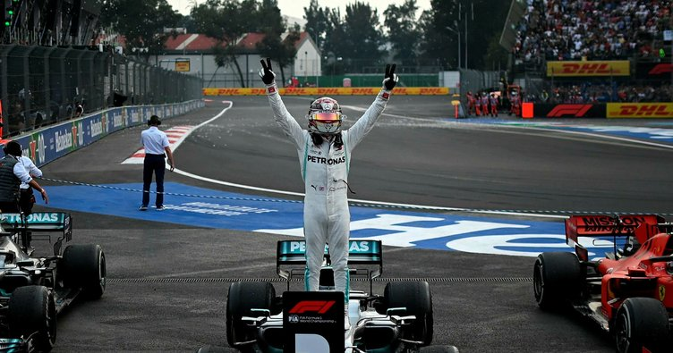 Formula 1'de şampiyon belli olabilir