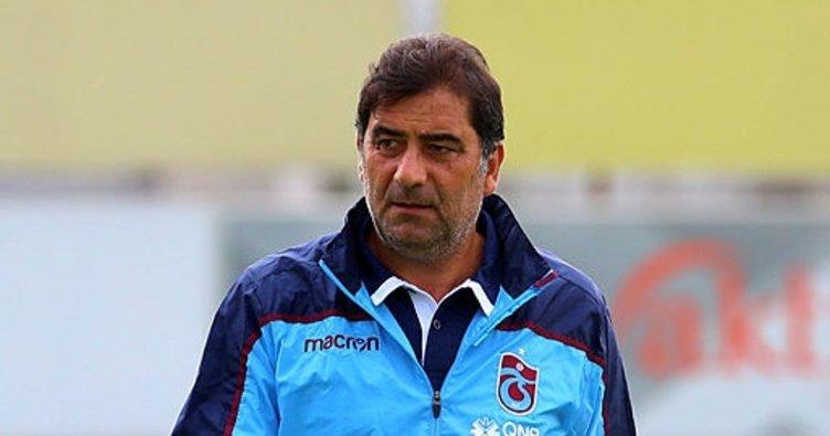 Trabzonspor'da Ünal Karaman ilk 4 haftada kadronun %74'ünden faydalandı