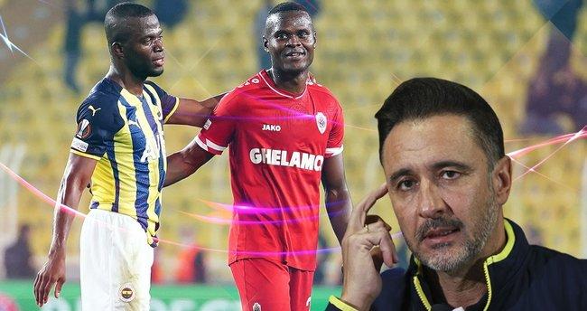 Belçika basını Fenerbahçe-Antwerp maçını böyle gördü! Samatta, Türklere...