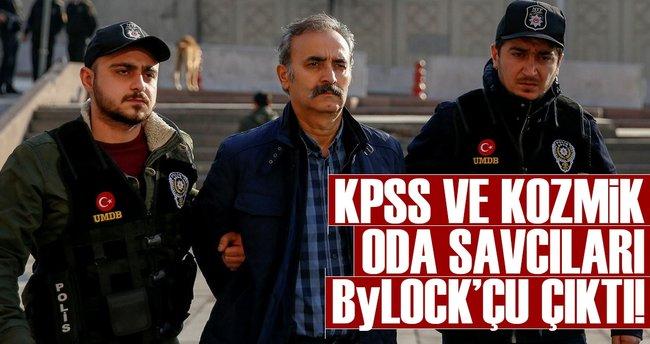 KPSS ve Kozmik Oda savcıları ByLock'çu çıktı