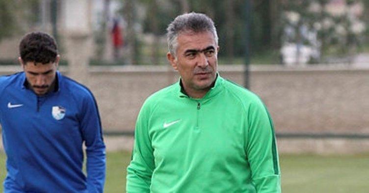 Mehmet Altıparmak, Sivasspor karşısında 3 puanı hedefliyor
