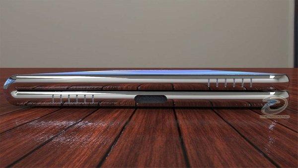 Samsung'un katlanabilir ekranlı telefonu böyle olabilir mi?