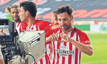 Sinan'da öncelik Antalyaspor'un