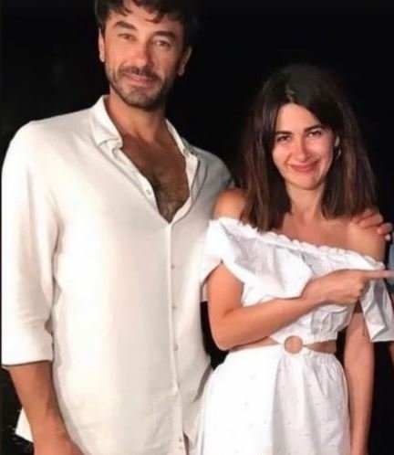 Nesrin Cavadzade'ye sevgilisi Gökhan Alkan'dan sürpriz evlilik teklifi! 14