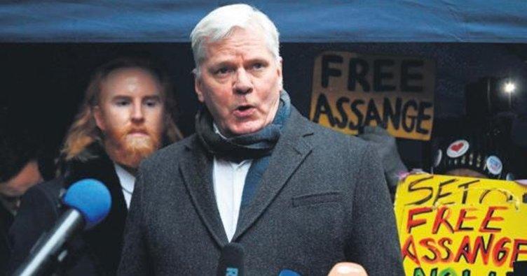 Assange'ın ABD'ye İadesi reddedildi