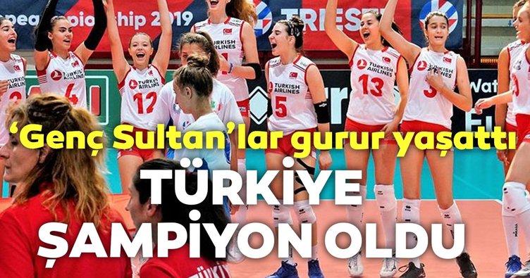 Filenin şampiyonu Türkiye