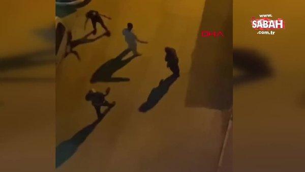Son dakika! Antalya'da sokak ortasında dehşet! Araca bindirilerek kaçırılan kadınların çığlıkları kamerada | Video