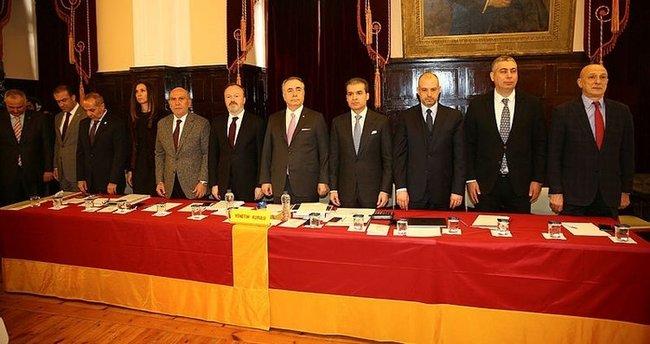 Galatasaray Divan Kurulu Üyeleri 5 Aday Belirledi. Spor Haberleri