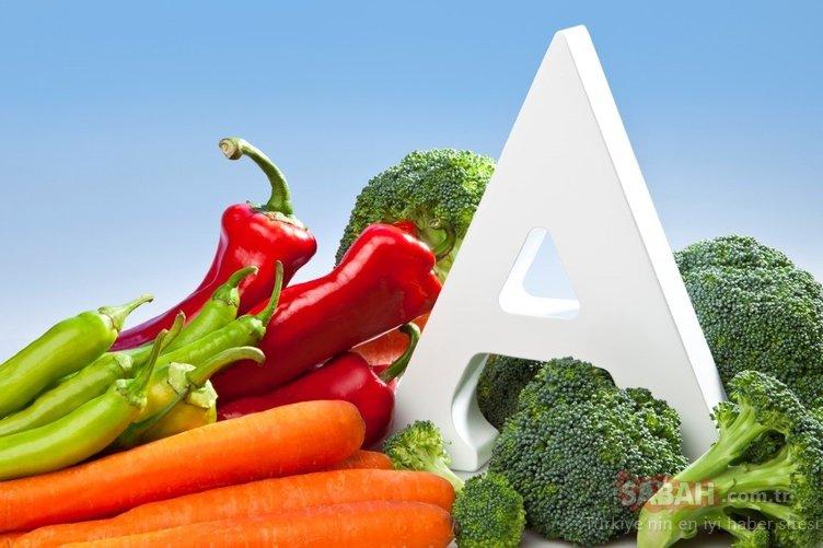 Vitamin eksikliğinde ne gibi hastalıklar ortaya çıkıyor? İşte vitamin eksikliği belirtileri...