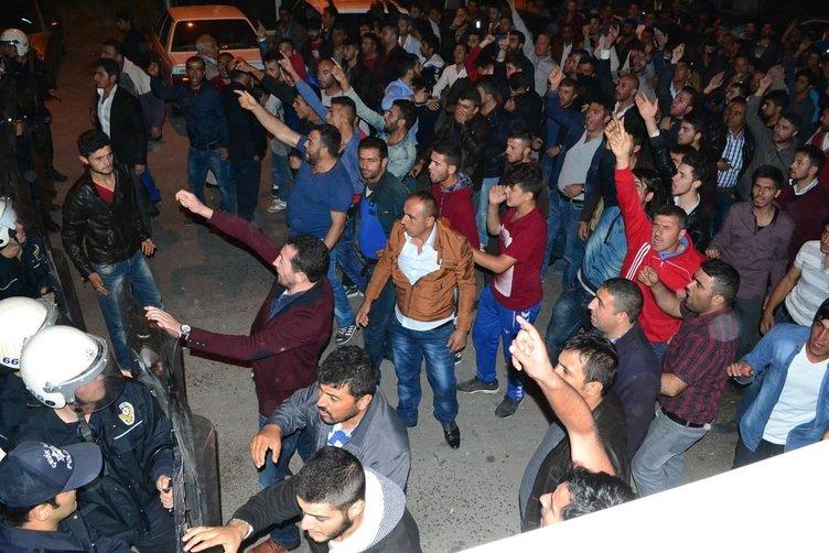 Yozgat'ta PKK gerginliği!