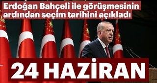 Türkiye'nin önünü açmak için 24 Haziran'da sandığa