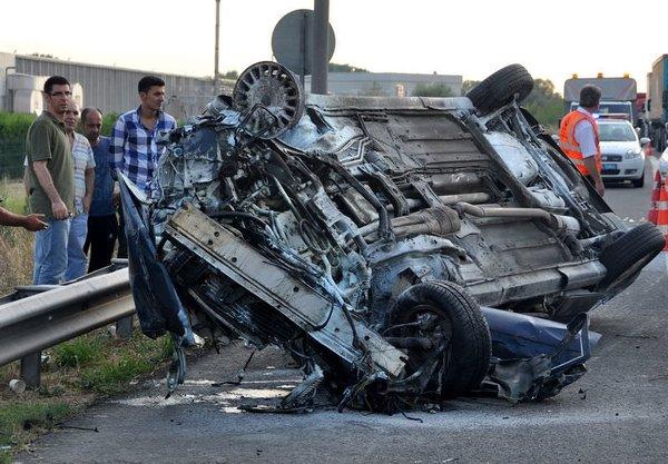 Atatürk'ün kızı Ülkü Adatepe trafik kurbanı