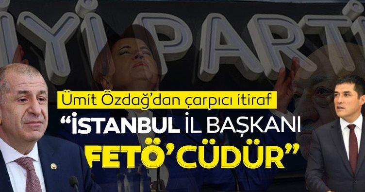 Son Dakika: İYİ Partili Ümit Özdağ, İl Başkanı Buğra Kavuncu'nun FETÖ'cü olduğunu açıkladı