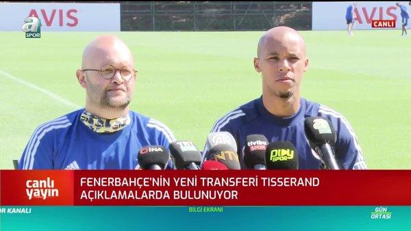 Marcel Tisserand: N'Sakala ile görüştüm