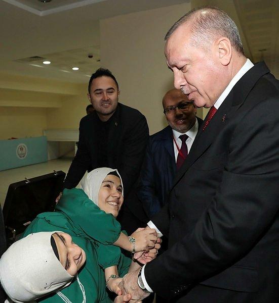 Son dakika: Başkan Erdoğan'dan Kahramanmaraş'ta sürpriz ziyaret! Külliye'de de ağırlamıştı...