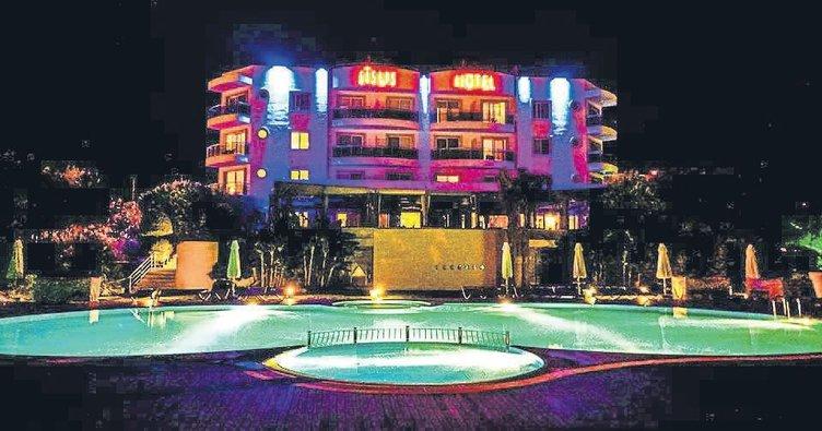 Romantik otel fark yaratıyor
