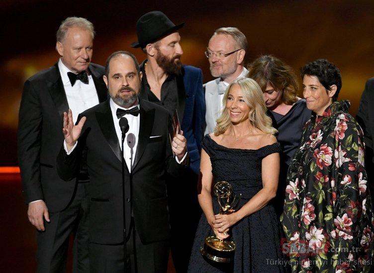 71. Emmy Ödülleri'nin (Emmy 2019) kazananları belli oldu