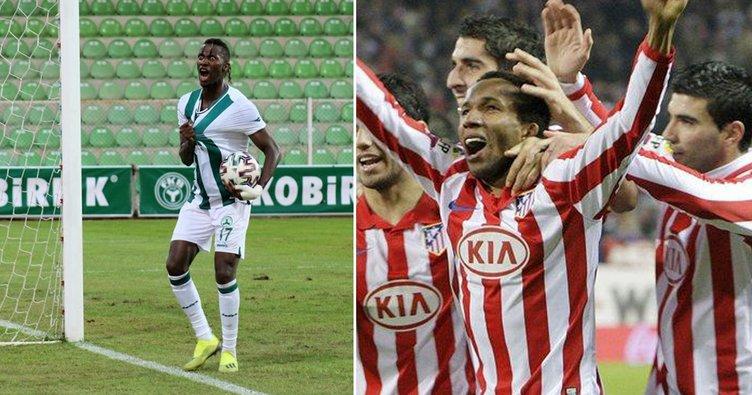 İbrahime Balde Giresunspor'u sırtlıyor! Atletico Madrid detayı...
