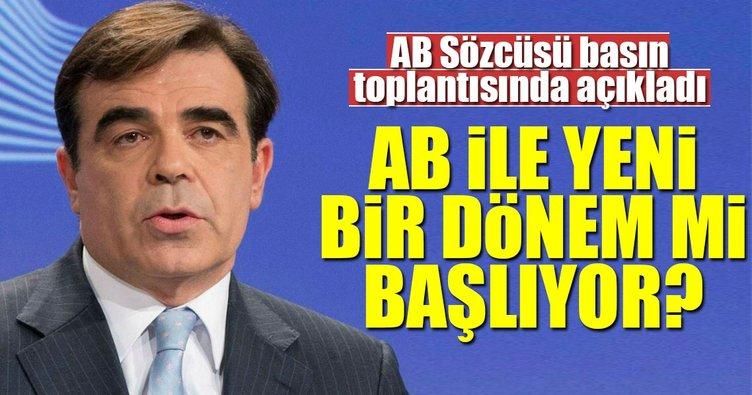 'Türkiye-AB işbirliği devam etmek zorunda'