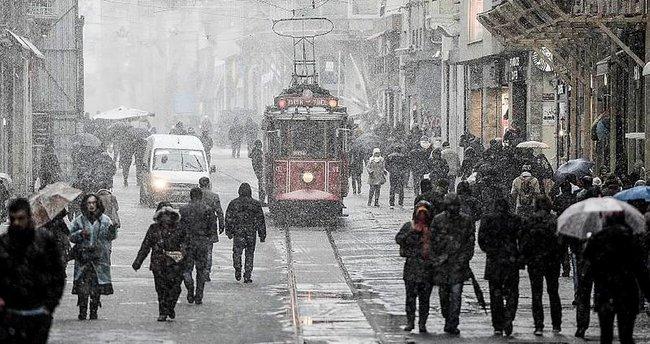 Kar ne zaman yağacak? İşte 5 günlük hava durumu...