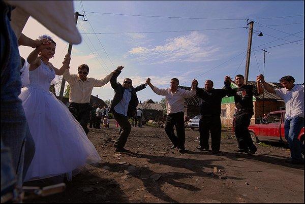 Böyle olur Çingene düğünü!