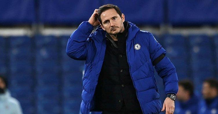 Chelsea'de Frank Lampard dönemi bitti!