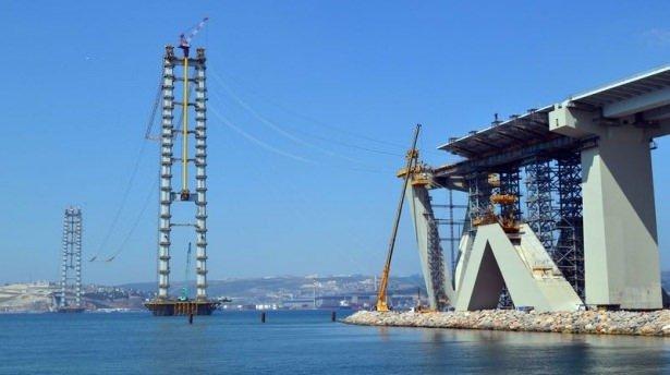 Dünyanın 4'üncü büyük köprüsünde tarihi belli oldu