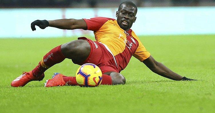 Galatasaray'da ayrılık: Badou Ndiaye, Gomis'in yanına...