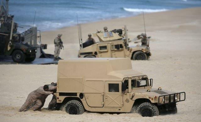 Nato'dan son 10 yılın en büyük tatbikatı