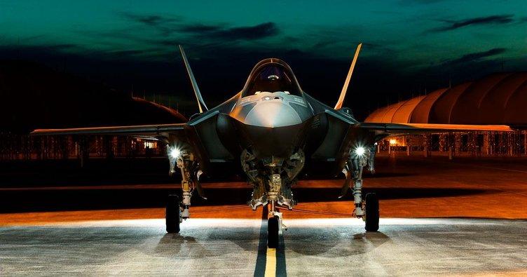 F-35'ler bugün teslim alınıyor