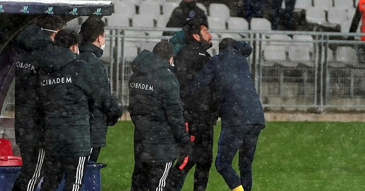 Son dakika! Süper Kupa sonrası Murat Yaman ve  Egemen Korkmaz PFDK'lık oldu