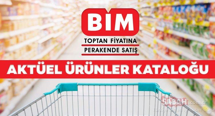 BİM aktüel ürünler 6 Aralık kataloğu yayınlandı! BİM aktüel ürünler kataloğu büyük indirimlerle geliyor!