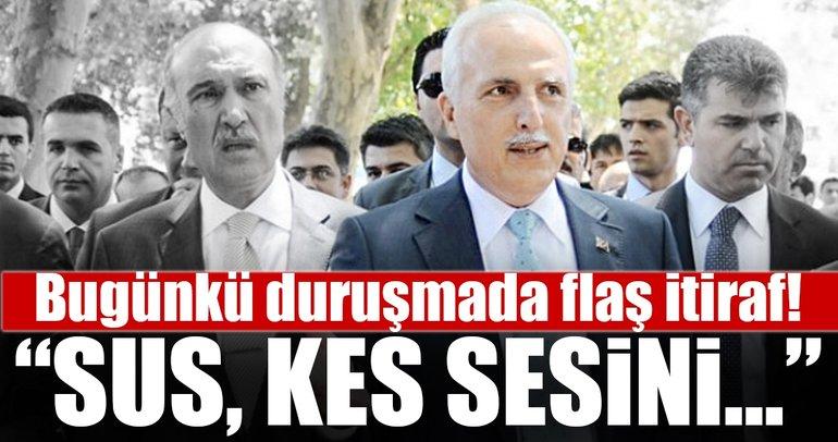 FETÖ'cü müdürden Hüseyin Avni itirafı!