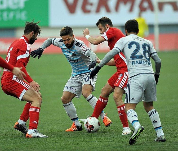 Diego, Fenerbahçe'den ayrılıyor