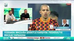 Levent Tüzemen'den Feghouli'ye cevap
